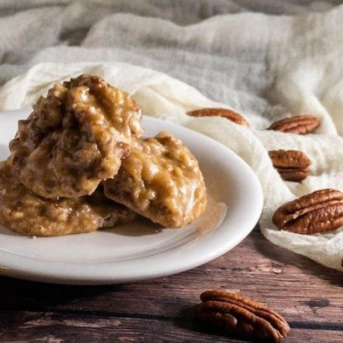Melt-in-your-mouth Pecan Pralines