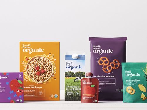 Target's New Food Brand Sounds Like Wellness Personified