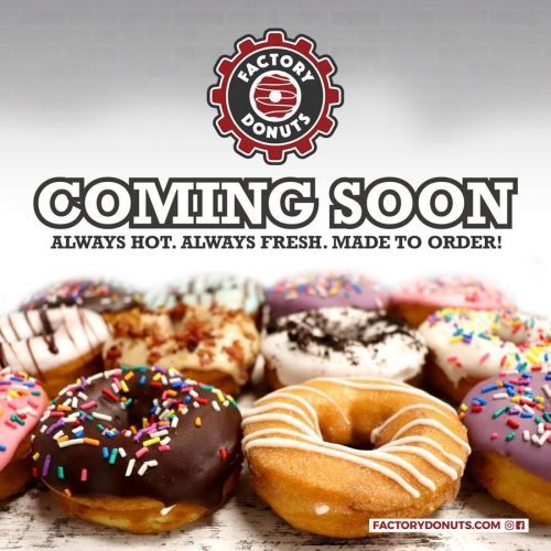Factory Donuts Announce Multi-Unit Development Agreement in Florida
