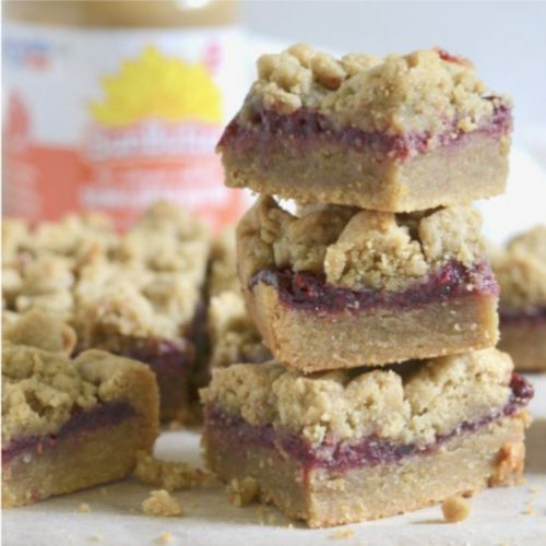SunButter and Jelly Bars