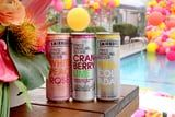 Smirnoff Released New 90-Calorie Spiked Sparkling Seltzer Cans, Including Peach Rosé!