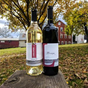 "THIS LINGANORE WINE ""REINVENTS DRY WHITE WINE IN MARYLAND"""