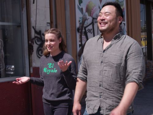 David Chang Embarks on a Global Food Crawl With Netflix's 'Breakfast, Lunch, & Dinner'