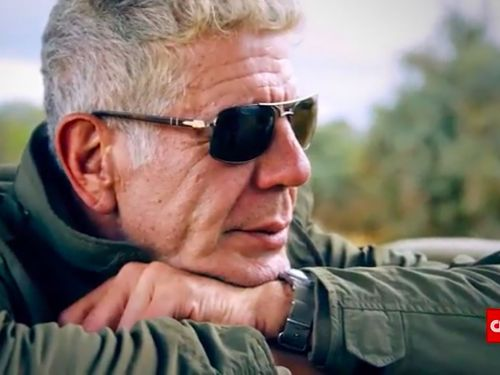 Watch a Trailer for the Kenya Episode of 'Anthony Bourdain: Parts Unknown'