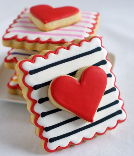 10 Years of Blogging:  10 Favorite Decorated Cookies