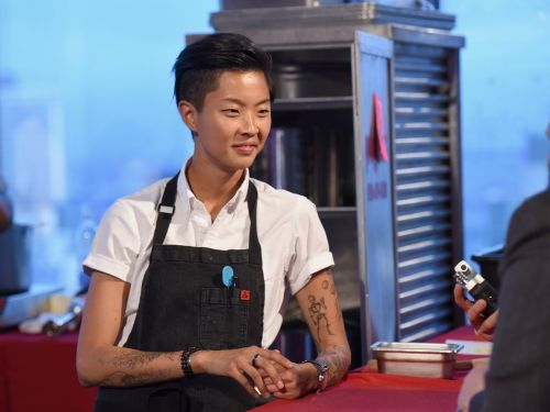 Kristen Kish Was Afraid to Open a Hotel Restaurant - and That's Why She's Doing It