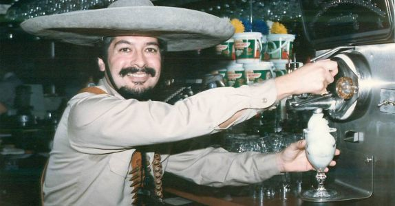 How a Souped-Up Soft Serve Machine Spawned 50 Glorious Years of Frozen Margs