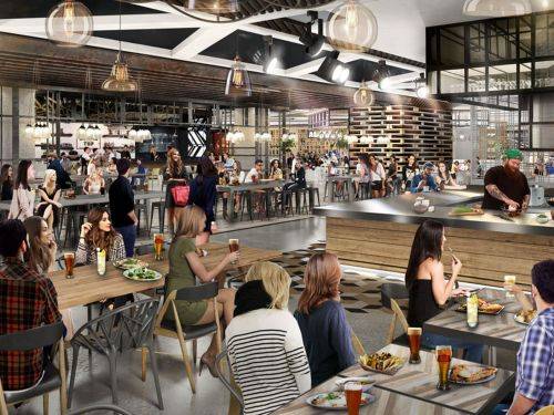 Massive Mall Near NJ's MetLife Stadium Will Have Over 100 Restaurants