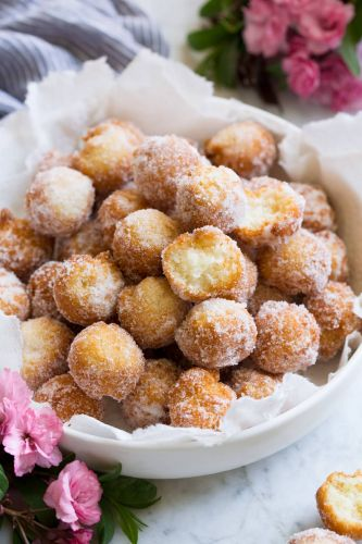 15-Minute Homemade Donuts