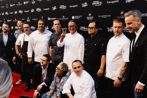 Las Vegas Uncork'd is the Best Food Festival in the World