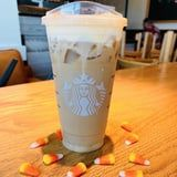 A Starbucks Candy Corn Cold Brew Exists - Here's How to Order It