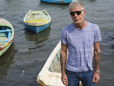 Watch the 'Anthony Bourdain: Parts Unknown' Season 10 Trailer
