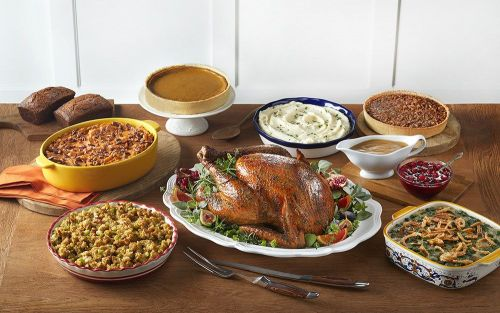 Mimi's Celebrates the Thanksgiving Season with Take-Home Feasts, Three-Course Dinner & Free Delivery with Grubhub