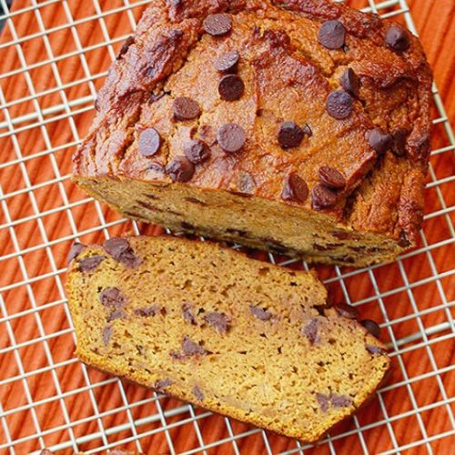 Copycat coffee store pumpkin bread