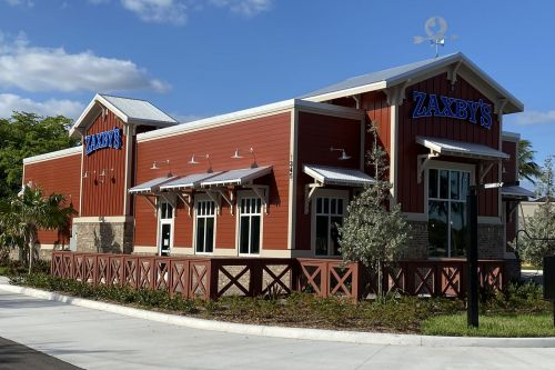 Zaxby's Brings New Location to West Palm Beach, FL