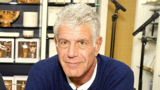 Food News: Anthony Bourdain's Kitchen Knives Are Going Up For Auction