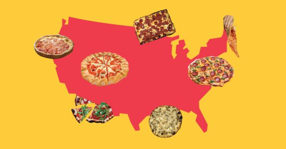 Visual Guide to the Pizza Styles of the U.S