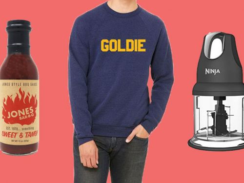 A Great Food Sweatshirt, Famous Barbecue Sauce, and More Things to Buy This Week