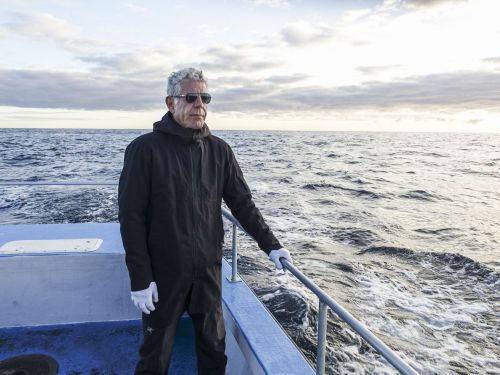 The Best Moments From Anthony Bourdain's Visit to Newfoundland on 'Parts Unknown'