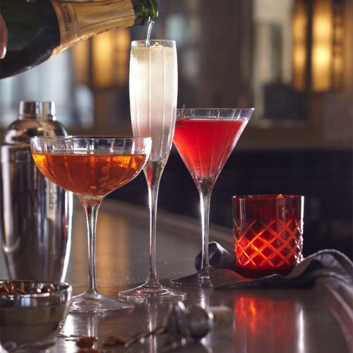 Miles Macquarrie's 6 Tips for Making Better Champagne Cocktails