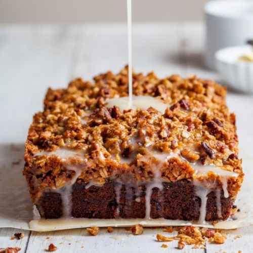 Pecan Prune Banana Bread