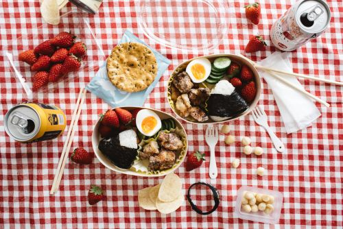 12 Things to Make and Take on a Japanese-Inspired Picnic!