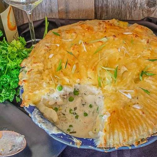 Gluten-Free Fish Pie Recipe