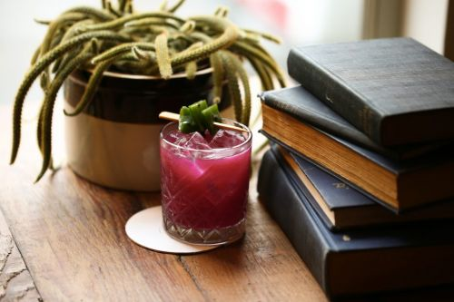 The Prickly Pear Cocktail