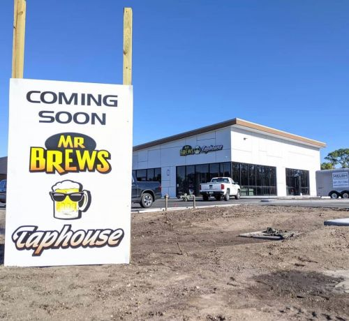 Mr Brews Taphouse Makes Florida Debut, Plans to Rapidly Expand Throughout South and Midwest
