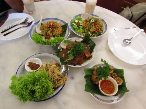 The Authentic Tastes of George Town, Penang