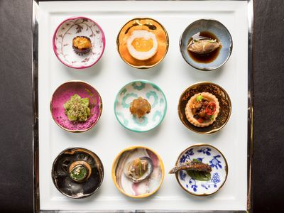 How China's Private Chateau Cuisine Landed on the Hottest Table in San Francisco
