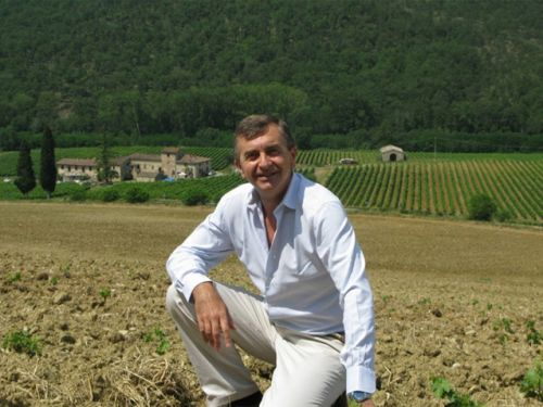 Taste with Chianti Classico pioneer Francesco Ricasoli and me next Thursday at Roma's virtual wine dinner in Houston