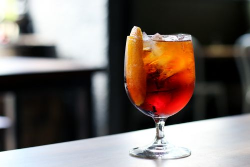 Negroni di Aquila From Longman & Eagle