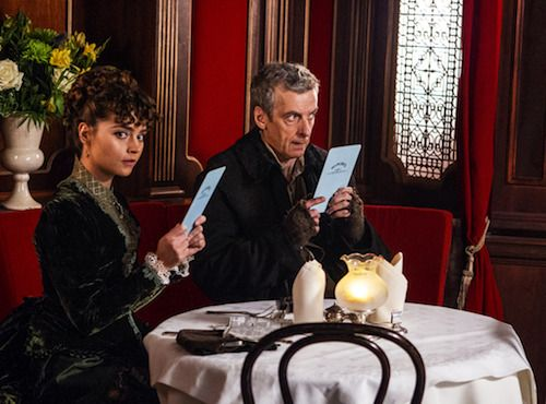 Hosting a Doctor Who Series 8 viewing party? We've got your menu planned!