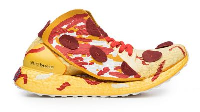 Adidas Pizza Shoes Are the Must-Have Accessory for Pepperoni-Loving Fashionistas
