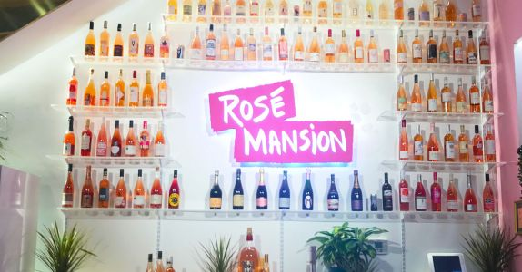 The Rosé Mansion Is a Great Time and the Downfall of Civilization