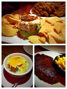 I Took An Australian To Outback Steakhouse