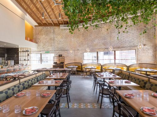 How to Bring the Plant-Draped Beauty of LA's Hottest Restaurant to Your Home
