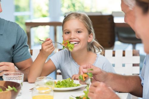 Thanksgiving to Provide Perfect Opportunity to Create Fun Around Veggies and the Restaurant Dinner Table for Parents and Children