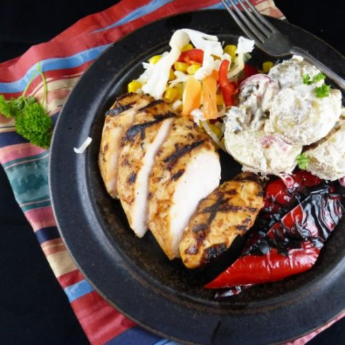 Tangy Chicken Marinade