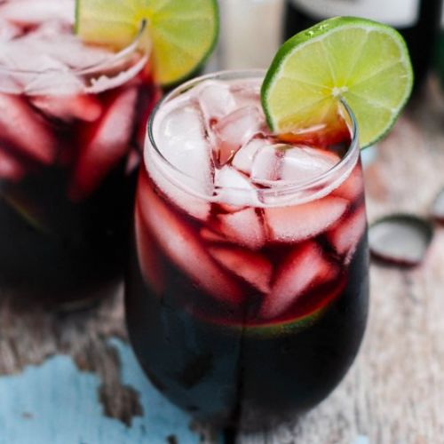 The Kalimotxo Cocktail