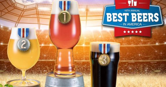 The Best Beers In America, According To Homebrewers (2018)