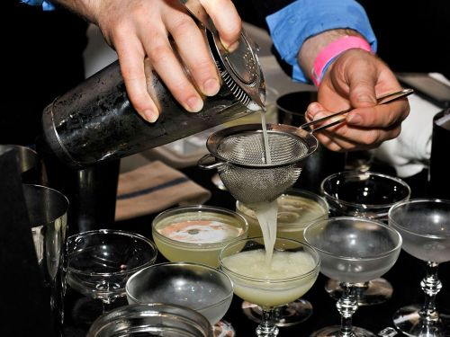 'Mad Genius' Dave Arnold Explains His New Cocktail Bar