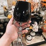 Drink Up, Witches! These Skeleton Stem Wine Glasses Are the Ultimate Halloween Accessory