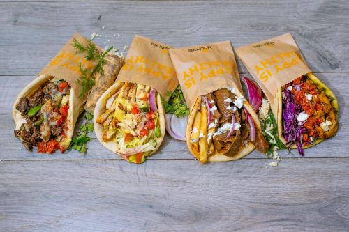 Daphne's Kicks off Pita Madness With the Debut of Four New Pita Sandwiches Available for a Limited-Time