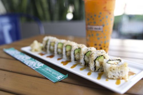 Sushi Maki Celebrates 20th Anniversary by 'Spreading Goodness' Throughout the Community