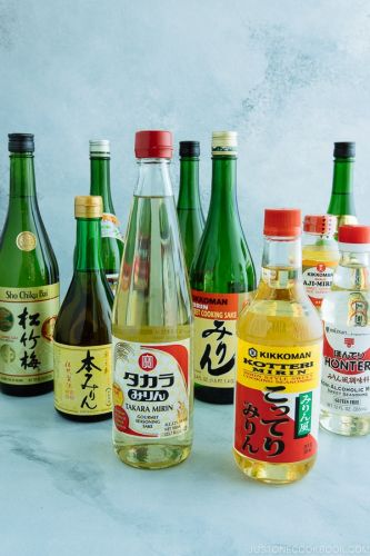 Japanese Pantry Essentials: Sake vs Mirin