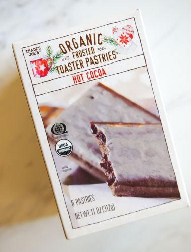 Sweet on Trader Joe's Sunday: Hot Cocoa Frosted Toaster Pastries