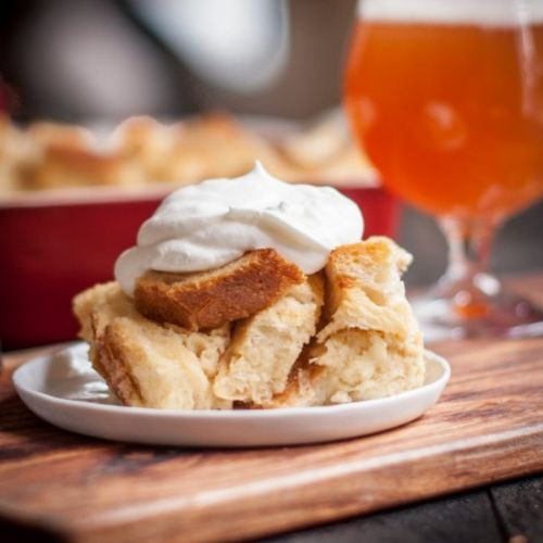 Pineapple Hefeweizen French Toast