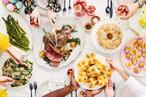 The Simple Classic Easter Menu I Want to Eat Every Spring